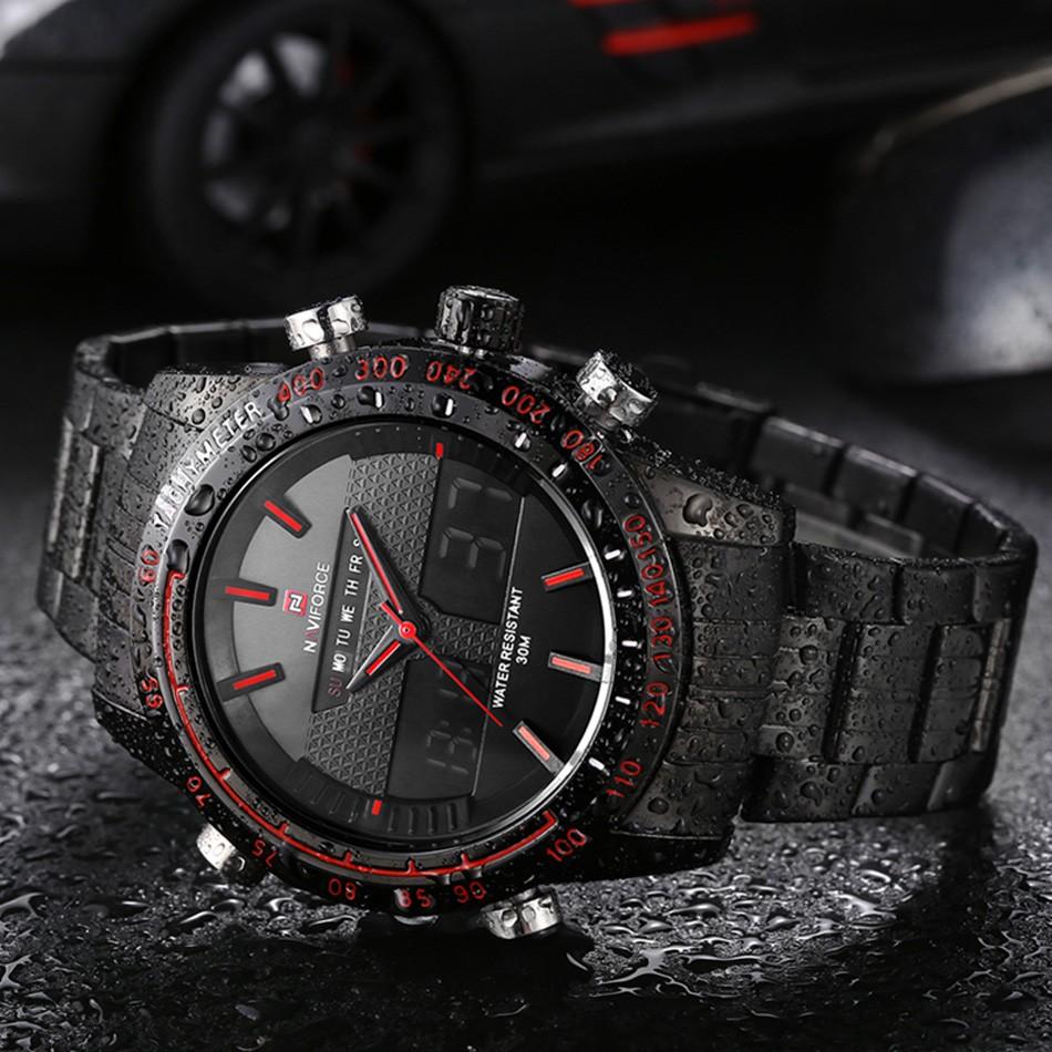 Pánské hodinky NF Remus - Slevotoč 53e685641a