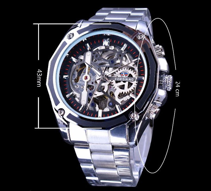 HTB1e8ubPFXXXXaqXVXXq6xXFXXX6. Automatické mechanické hodinky sa naťahujú  prirodzeným pohybom ruky vďaka pohyblivému kyvadielku. 61e6100b5e2